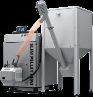 Котел Metal-Fach SLIM PELLET MINI 20 кВт | Metal-Fach